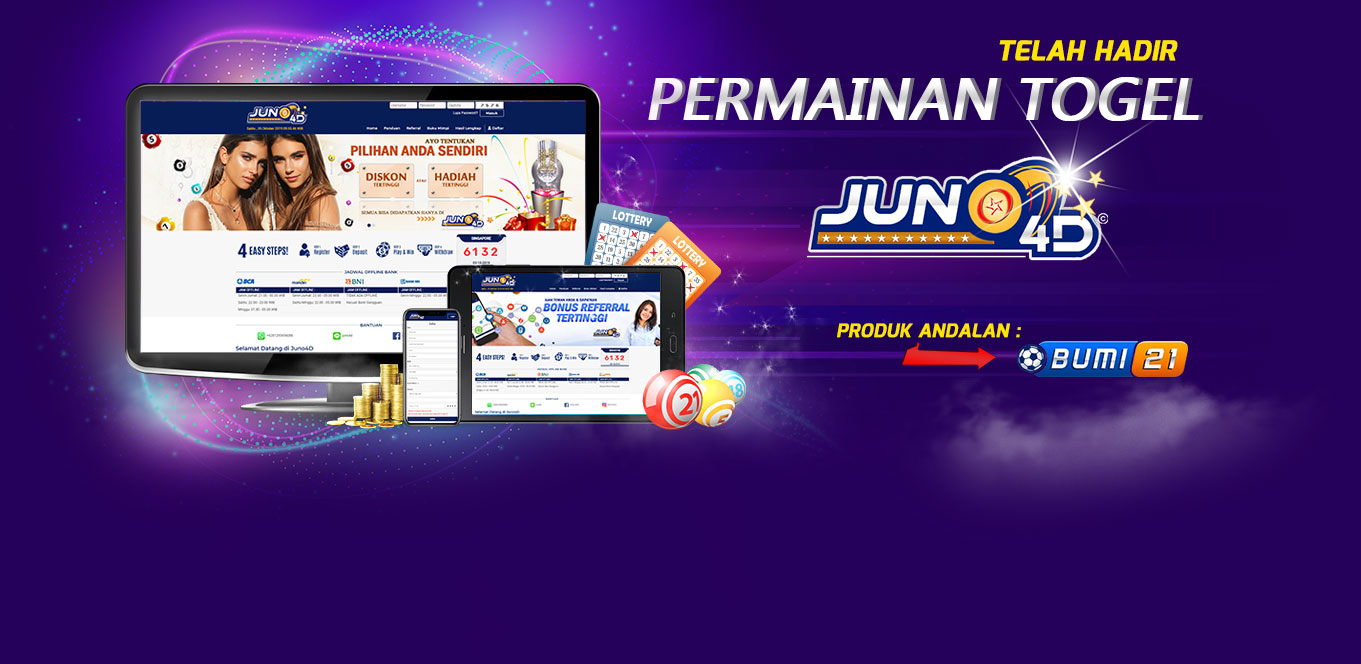 Opening Now Togel Juno4D